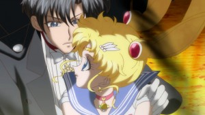 Sailor Moon Crystal Act 25 - Mamoru apologizes for making out with his daughter