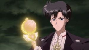 Sailor Moon Crystal Act 25 - Mamoru stops being evil. Again.