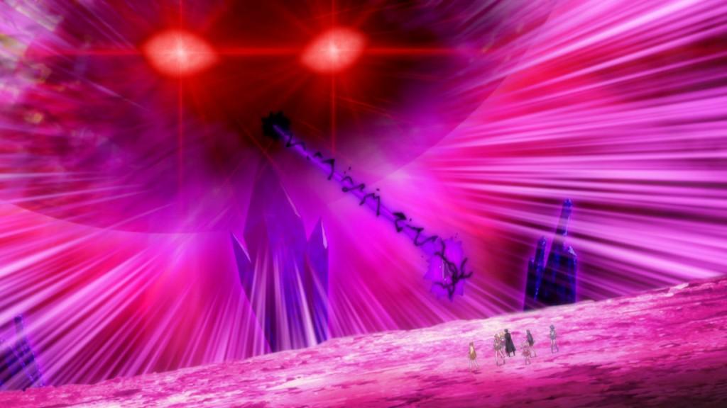 Sailor Moon Crystal Act 25 - Prince Demande fights Nemesis