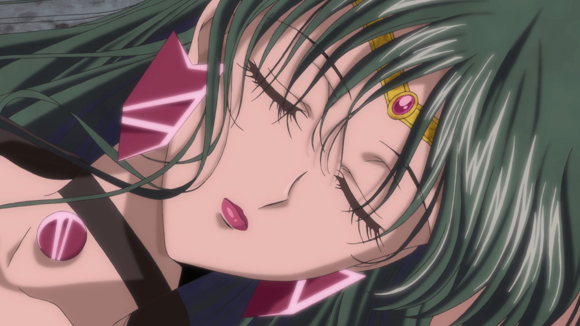 Image result for Sailor Pluto dies