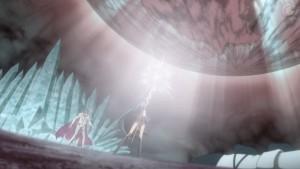 Sailor Moon Crystal Act 25 - Sailor Pluto stops time