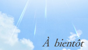 """Sailor Moon Crystal Act 26 - """"À bientôt"""" or """"See you soon"""""""
