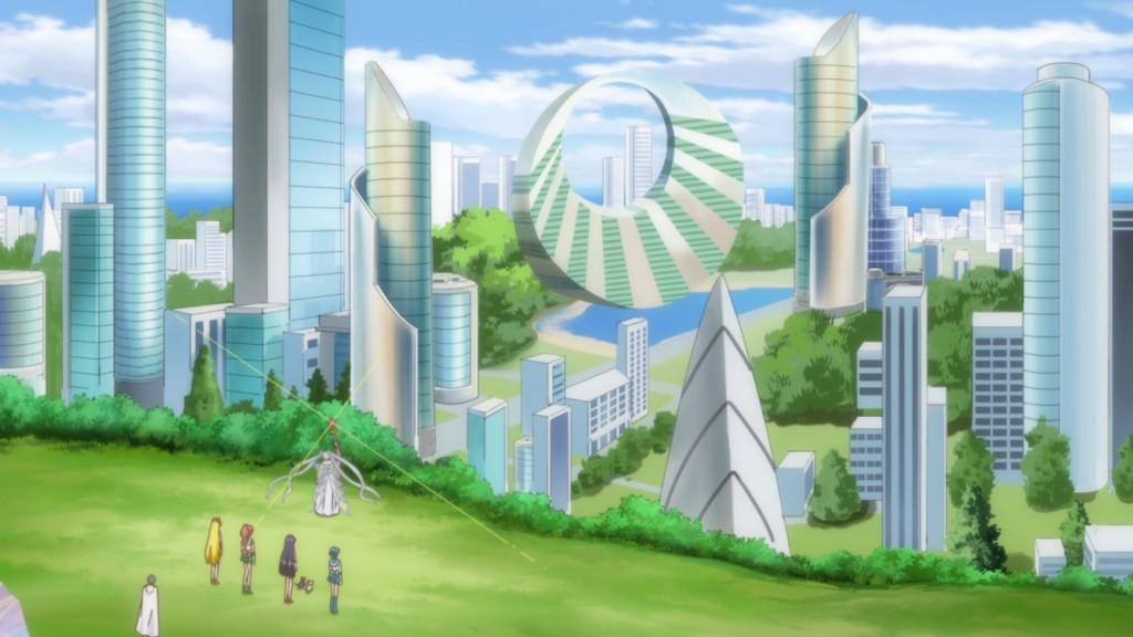 Sailor Moon Crystal Act 26 - Crystal Tokyo restored