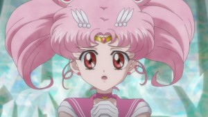 Sailor Moon Crystal Act 26 - Sailor Chibi Moon