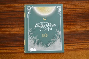 Sailor Moon Crystal Blu-Ray vol. 10 - Special Book - Cover