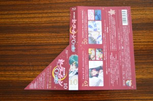 Sailor Moon Crystal Blu-Ray vol. 10 -Spine