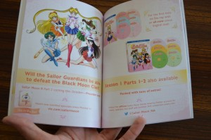 Sailor Moon R Part 1 Blu-Ray - Ad for other sets