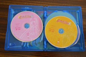 Sailor Moon R Part 1 Blu-Ray - Disc art