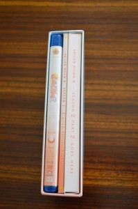 Sailor Moon R Part 1 Blu-Ray - Spine