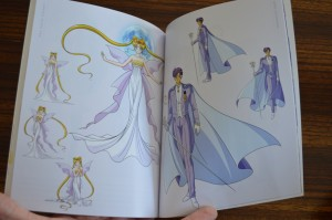 Sailor Moon R Part 1 Blu-Ray - Neo Queen Serenity and King Endymion