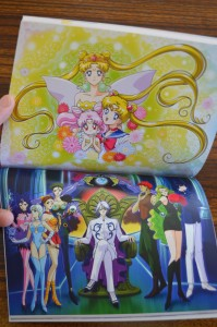 Sailor Moon R Part 1 Blu-Ray - The royal family and the Black Moon Clan