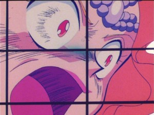 Sailor Moon S episode 120 - Mimete dying