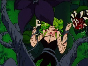 Sailor Moon S episode 121 - Tellu dying