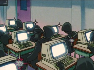 Sailor Moon S episode 122 - Pure Hearts extracted by software