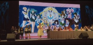 Viz's cast of Sailor Moon S announced at Anime Expo 2015
