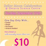 Sailor Moon Celebration at the Ontario Science Center