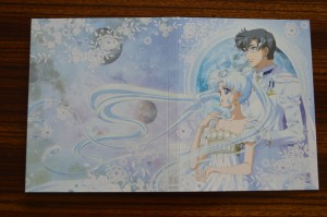 Sailor Moon Crystal Blu-Ray vol. 11 - Neo Queen Serenity and King Endymion
