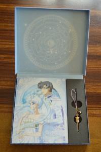 Sailor Moon Crystal Blu-Ray vol. 11 - Contents
