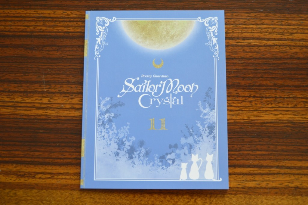 Sailor Moon Crystal Blu-Ray vol. 11 - Special Booklet - Cover
