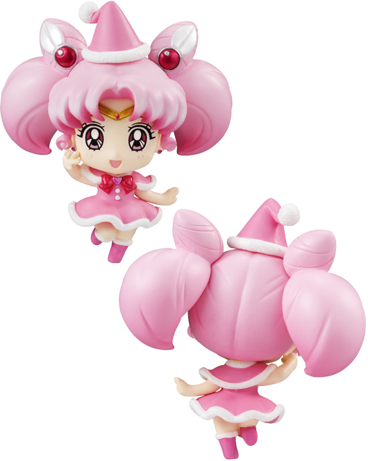 Sailor Chibi Moon Petit Chara Christmas figure