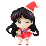 Sailor Mars Petit Chara Christmas figure