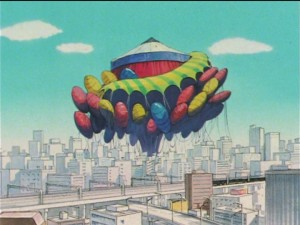 Sailor Moon SuperS episode 128 - The Dead Moon Circus's Big Top