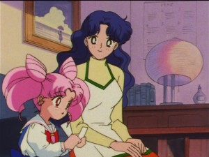Sailor Moon SuperS episode 130 - 1995