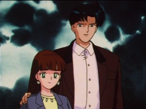 Sailor Moon SuperS episode 132 - Saori and Mamoru are shipped by exactly no one!!