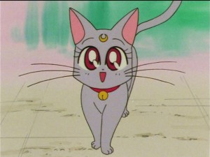 Sailor Moon SuperS episode 133 - Diana