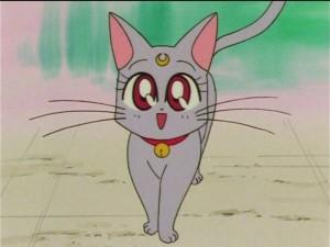 Sailor Moon SuperS episode 133 - Diana