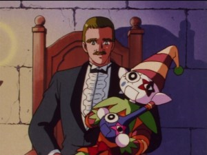 Sailor Moon SuperS Special - A Lemures dummy
