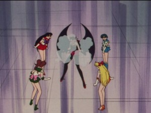 Sailor Moon SuperS Special - Sailor Special Garlic Attack
