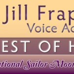 Jill Frappier, the voice of Luna, to appear at the Toronto Sailor Moon Celebration