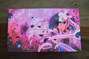Sailor Moon Crystal Blu-Ray Vol. 12 - Cover - Black Lady