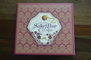 Sailor Moon Crystal Blu-Ray Vol. 12 - Cover
