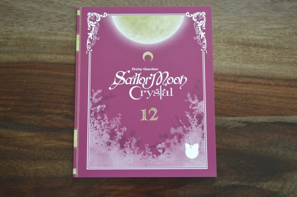 Sailor Moon Crystal Blu-Ray Vol. 12 - Special booklet - Cover