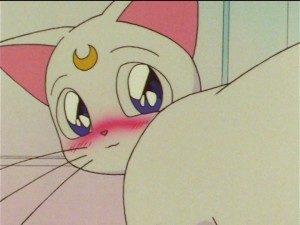 Sailor Moon SuperS episode 141 - Artemis loves Minako