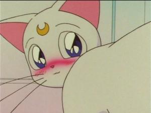Sailor Moon SuperS episode 141 - Artemis loves Minako