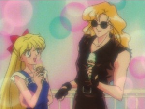 Sailor Moon SuperS episode 141 - Minako and Tiger's Eye