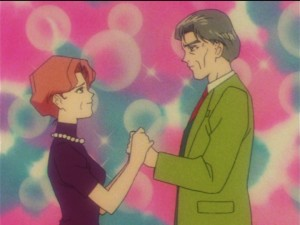 Sailor Moon SuperS episode 142 - Mayakou and Ichirou