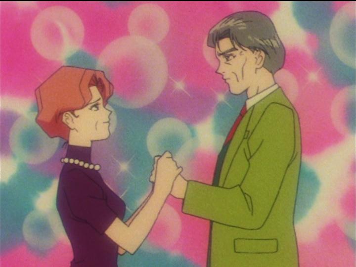 Sailor Moon SuperS episode 142 - Mayakou and Ichirou