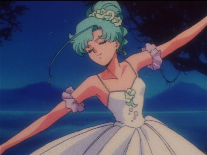 Sailor Moon SuperS episode 145 - Fish Eye the Prima Ballerina