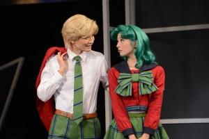 Sailor Moon Un Nouveau Voyage Musical - Haruka and Michiru
