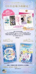 Sailor Moon Un Nouveau Voyage Musical - DVD info