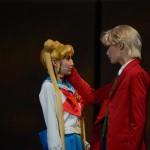 Sailor Moon Un Nouveau Voyage Musical - Usagi and Haruka