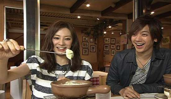 Keiko Kitagawa and Daigo