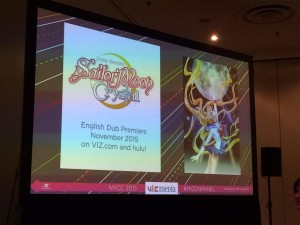 Sailor Moon Crystal English dub coming in November