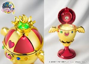 Sailor Moon PROPLICA Holy Grail