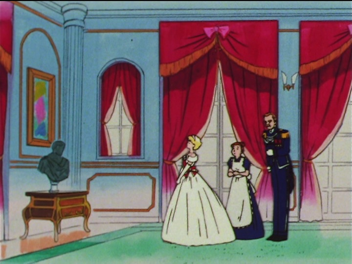 Sailor Moon SuperS episode 146 - Princess Ribuna
