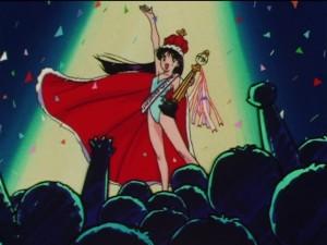 Sailor Moon SuperS episode 152 - Rei Hino's international success
